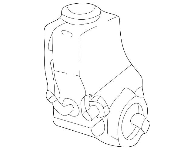 Gm Power Steering Pump