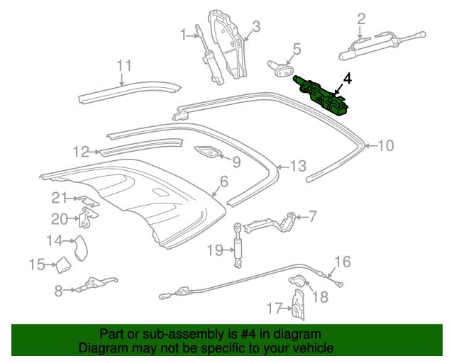 Hydraulic cylinder fastener mercedes benz 124 770 04 26 for Mercedes benz genuine parts