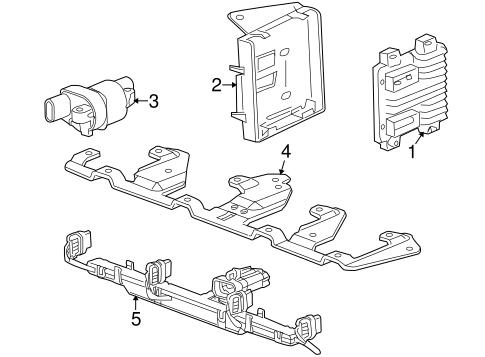 Ignition System For 2009 Hummer H2