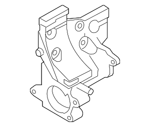 Thermostat Housing - Nissan (11061-3RC0A)
