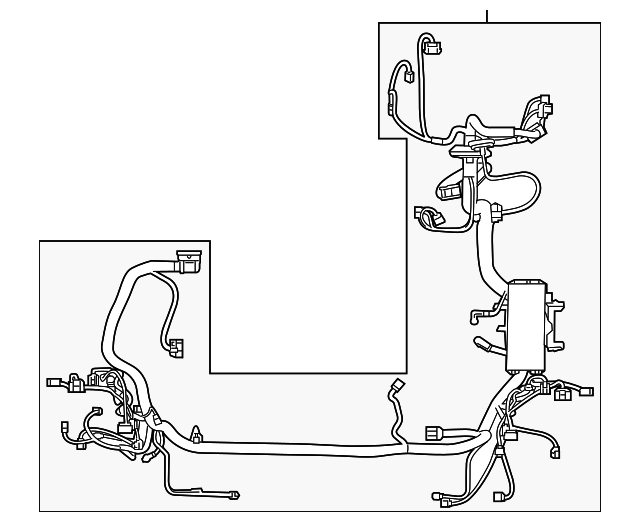 ford edge wiring harness