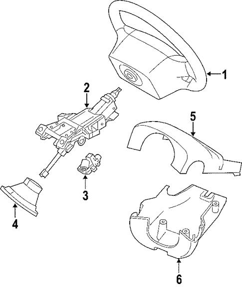 2006 Volvo S40 Engine Diagram