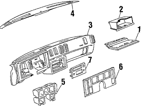 Gm Front Molding 14043095 furthermore Buick Regal Wiring Diagram likewise Ch22090 in addition T6827422 Need find out coolant sensor map also Chevrolet Impala 2003 Chevy Impala Engine Falls Flat When Accelerating. on 1984 buick regal