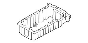 Oil Pan - Audi (03G-103-603-AD)
