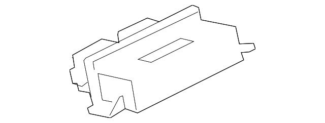 Genuine Ford Glow Plug Module Assembly Yc3z