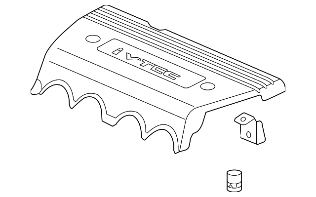 Cover Assembly, Engine