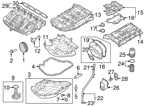 engine parts for 2018 volkswagen tiguan #0