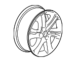 Wheel, Alloy - GM (23165674)