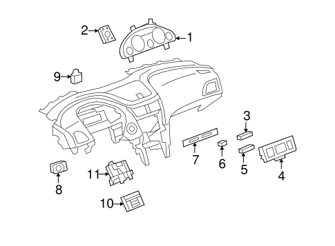 2011 buick enclave wiring diagram 2012 buick enclave wiring diagram headlamp components parts for 2012 buick enclave