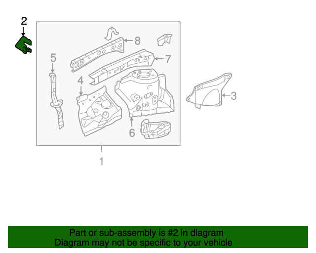 Apron Assembly Plate