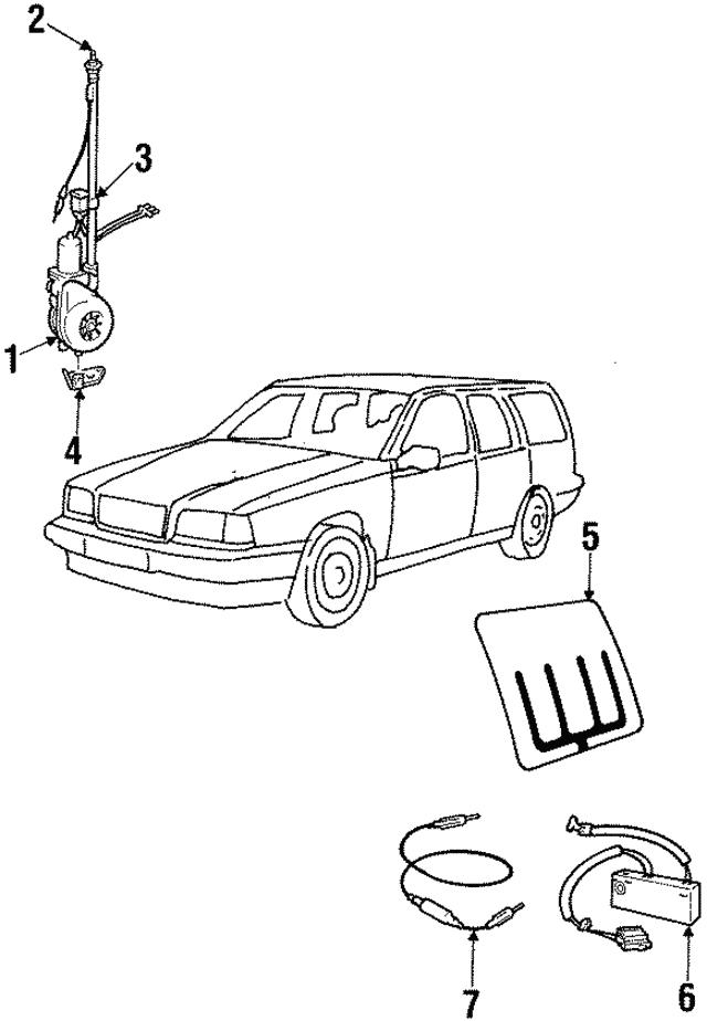 1993 2004 volvo control unit 9459713 courtesyvolvoparts 2015 Volvo S70 control unit volvo 9459713
