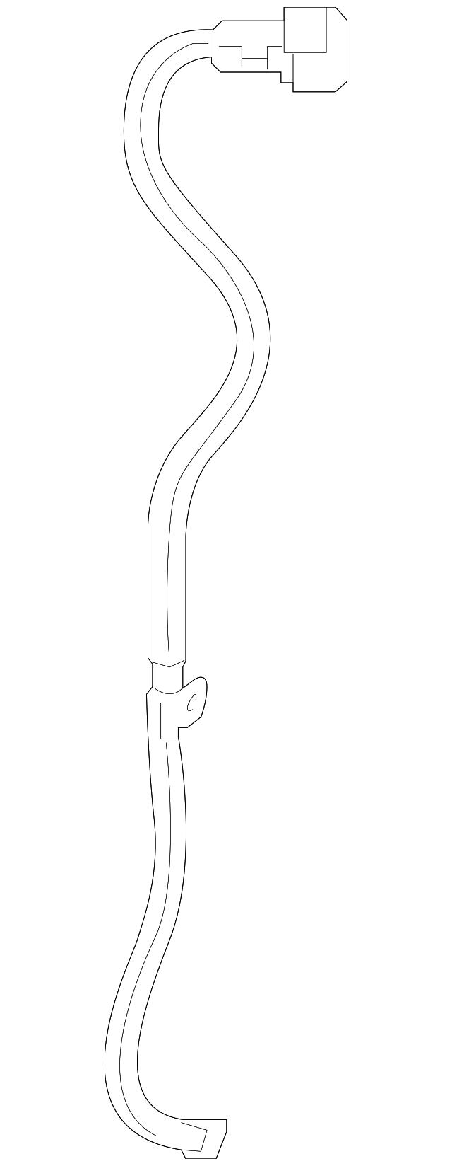 negative cable