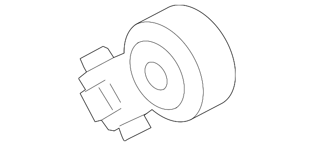 Mazda PE01-18-921 Ignition Knock Detonation Sensor