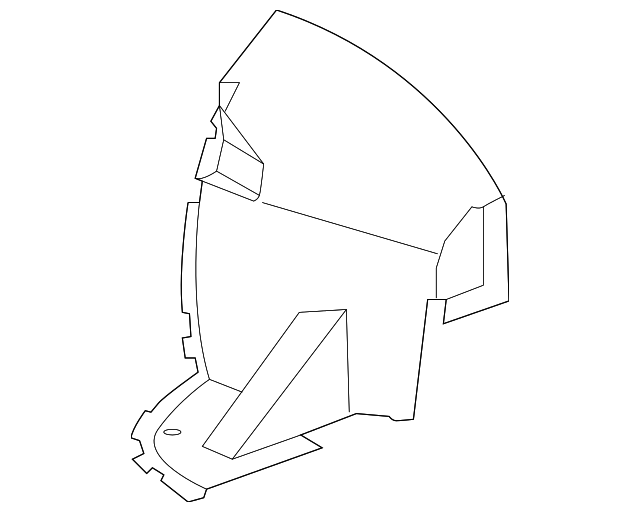 Liner Extension Gm 25911106 Gmpartsnow