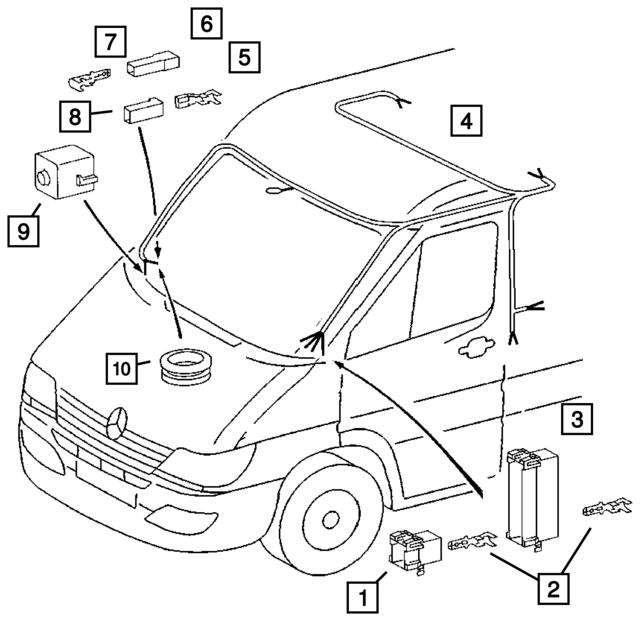 Trailer Wiring Harness 2012 Honda Cr V