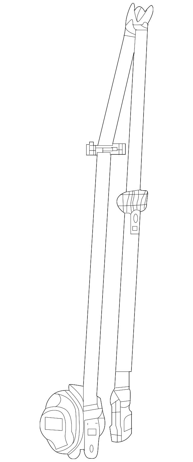 belt  u0026 retractor