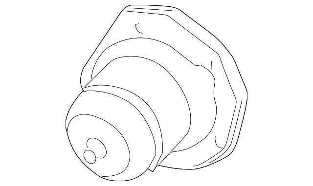 1994 2003 Gm Blower Motor 19179472