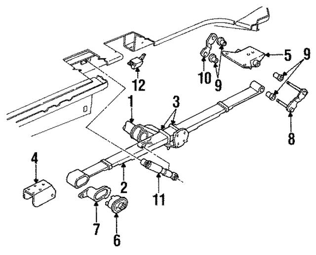 S10 Seat Diagram