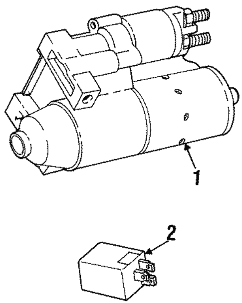 Fuel System Components For 2000 Jeep Cherokee