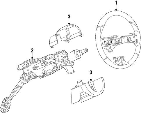 Steering Wheel For 2014 Dodge Dart