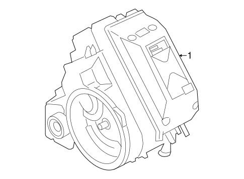 Transaxle Parts For 2011 Ford Escape
