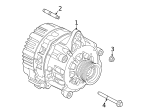 Alternator - Ford (L1MZ-11A213-A)