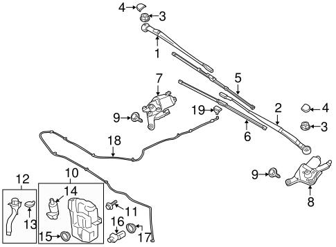 sca wiper blade fitment guide