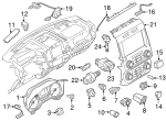 Switch Assembly - Ford (JL3Z-2C006-AA)