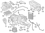 AC & Heater Assembly - Ford (HL3Z-19850-FF)