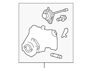 Turbocharger - GM (12696461)