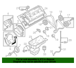 Outer Timing Cover Gasket