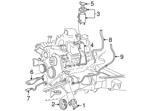 Ford Expedition Hose Schematic