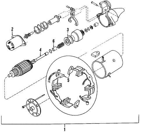 1996 Chevy Corsica Starter Diagram