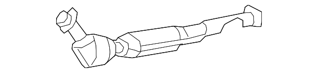 Catalytic Converter - 2007 Ford F-150 (8L3Z5E212T)