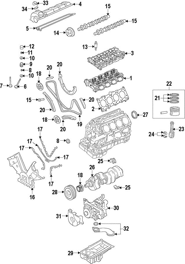 engine camshaft - porsche (948-105-041-04)   sunset porsche parts  sunset porsche parts