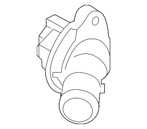 Thermostat Housing - GM (12673413)