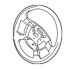 Steering Wheel - Land-Rover (LR022683)