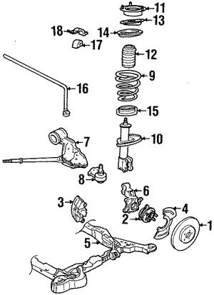 Shop Brake Rotors