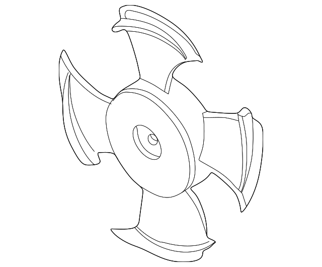 Fan, Cooling (Mitsuba)