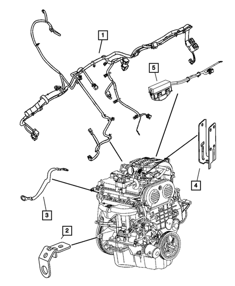 2010 Jeep Liberty Wiring Diagram