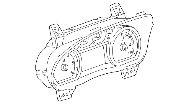 instrument cluster