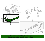 Catalytic Converter - Jaguar (C2D45773)