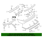 Trailer Hitch - Ford (JL1Z-17D826-B)