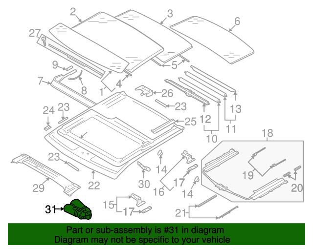 Motor Audi 8p4 959 591 B Rapid Parts