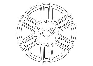 Wheel, Alloy - Toyota (42611-21200)