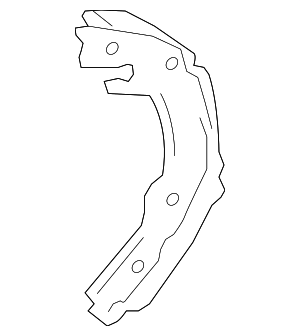 Brake Shoes - Toyota (46550-47010)