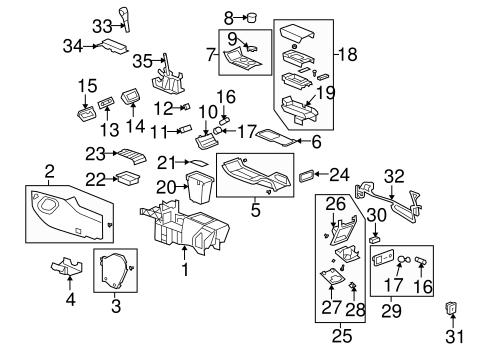 oem 2008 saturn outlook heated seats parts. Black Bedroom Furniture Sets. Home Design Ideas