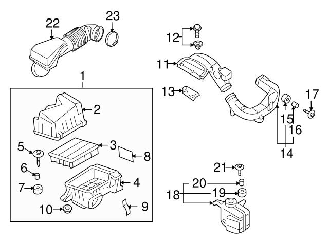 Hyundai 28211-3K010