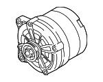 Alternator - Volkswagen (04L-903-021-AX)