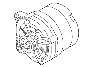 Alternator - Volkswagen (04L-903-021-A)